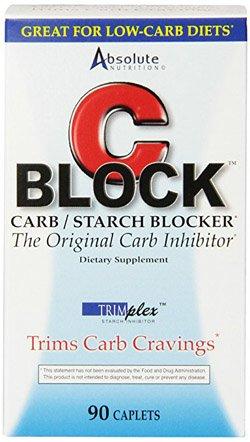 cblock carb blocker